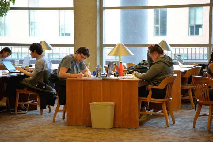Getting involved on campus is the easiest way to get acquainted. (File photo/The Daily Campus)