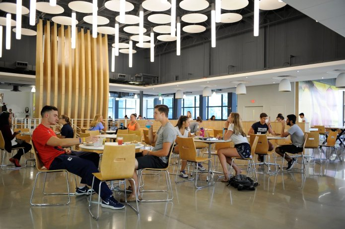 There are a few changes coming students' way this year in terms of dining services. (File photo/The Daily Campus)