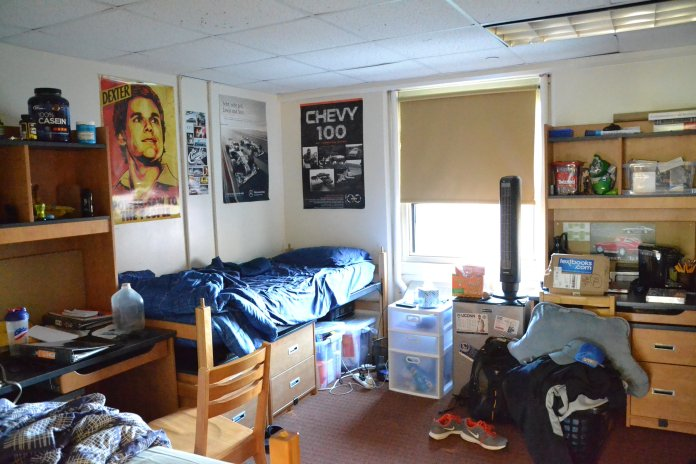 While numbers grow in Stamford for on-campus housing, living off-campus at UConn Storrs has become increasingly popular as well, according to the Mansfield Neighborhood Preservation. (File/The Daily Campus)