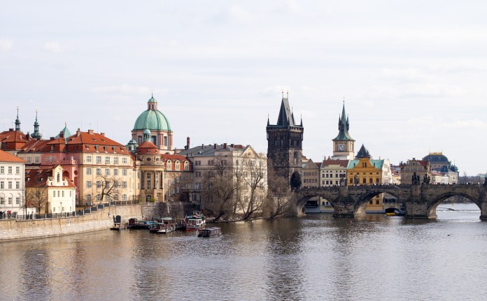 The beginning of the school year is a time to set goals for yourself. Campus correspondent, Daniel Cohn, hopes to study abroad in Prague this Spring.(Roman Boed/Flickr Creative Commons)