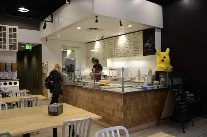 Love Art Sushi in Storrs Center has undergone a regime change (Charlotte Lao/The Daily Campus)