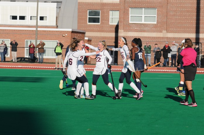 Field Hockey hosts a pair of Michigan squads coming this weekend (File Photo/The Daily Campus)