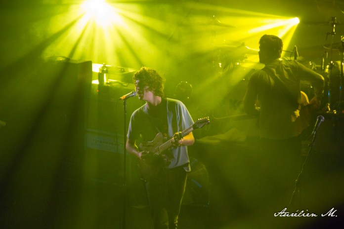The Kooks, pictured here during a 2011 concert, released their fifth album this week.  (Aurelien M/Flickr, Creative Commons)