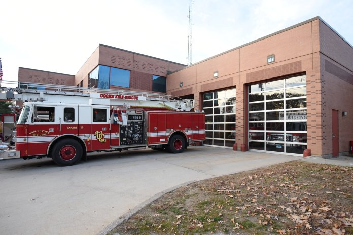 """""""A fire situation is very chaotic and can result in building occupants becoming confused or disoriented, as well as rapidly overcome in a toxic, smoke-filled environment,"""" Caron said. (File/The Daily Campus)"""