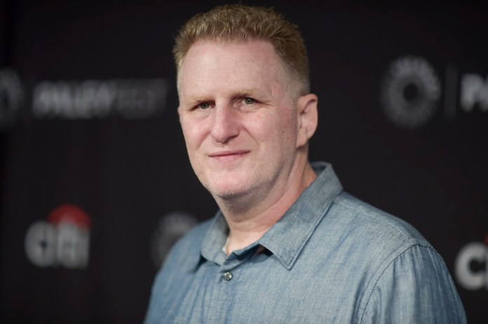 """Michael Rapaport attends the 2018 PaleyFest Fall TV Previews """"Atypical"""" at The Paley Center for Media on Thursday, Sept. 6, 2018, in Beverly Hills, Calif. (Photo by Richard Shotwell/Invision/AP)"""