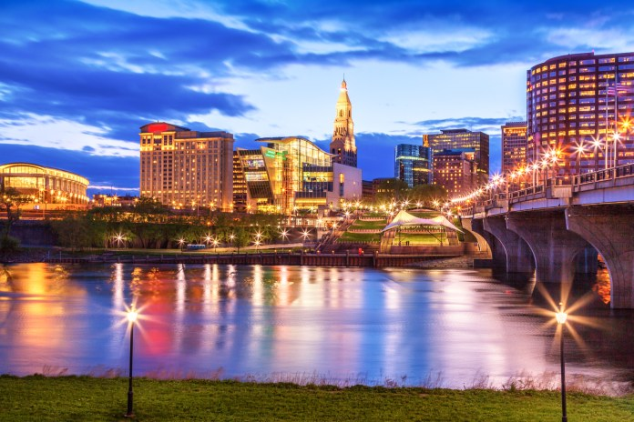 Connecticut has collected over $1 million from over 300 out of state businesses this fiscal year. (ilirjan rrumbullaku /Flickr, Creative Commons)