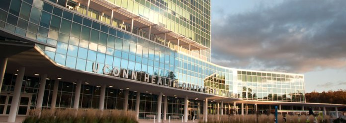 UConn Health Center. (File Photo/The Daily Campus)