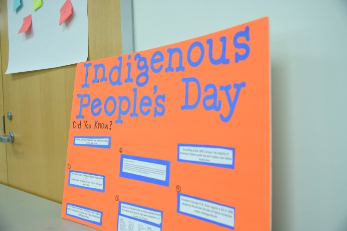 This week, events will be hosted almost every day. On Monday, there will be a Land Acknowledgement and Akomawt event in the Dodd Center. On Tuesday, the Human Rights Institute and UConn Global will host André Keet to discuss decolonization. (Charlotte Lao/The Daily Campus)