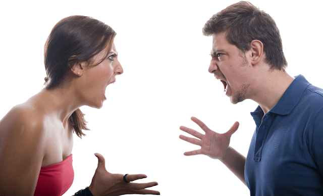 Simple Ways to Stop Quarrel in Married Life Couple.