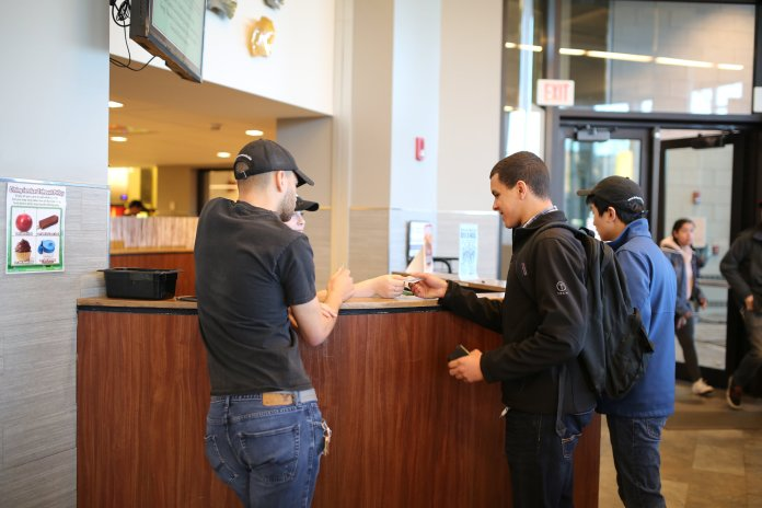 FILE- Students will once again be able to use their flex passes to aid hurricane relief efforts as part of Give a Meal night. (The Daily Campus)