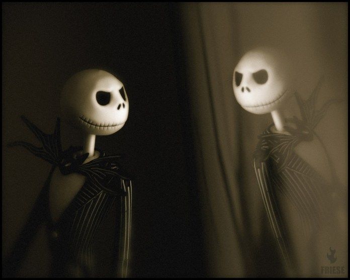 The Nightmare Before Christmas, released in 1993, is one of Tim Burton's classic claymation and Halloween films. (Chris Friese/Flickr Creative Commons)