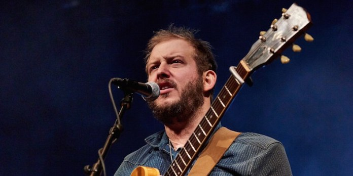 What's Justin Vernon Been Up to Since the Last Bon Iver Album? ALot. (Photo by Phil Bourne/Redferns via Getty Images)