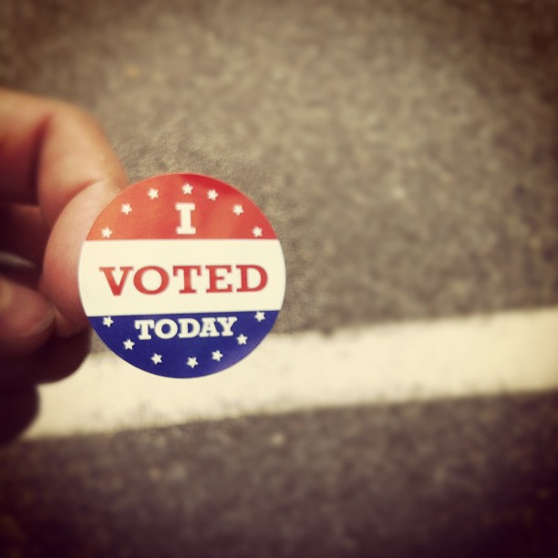 The University of Connecticut Center for Voting Technology Research (VoTeR) will be conducting audits on tomorrow's midterm elections as it has done for elections in the past. (Flickr Creative Commons/Matt Long)