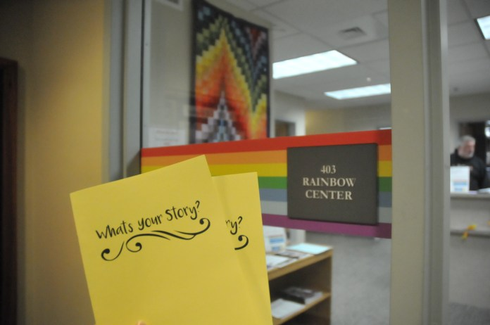 The Rainbow Center is a powerful and important location on campus in the Student Unnion (Majdolin Al Jajeh/The Daily Campus)