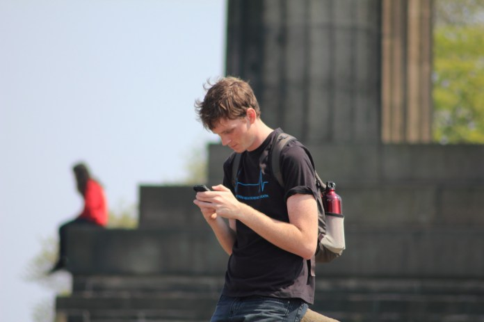 Texting has become a language of its own. (Gregor Maclennan/Flickr, Creative Commons)