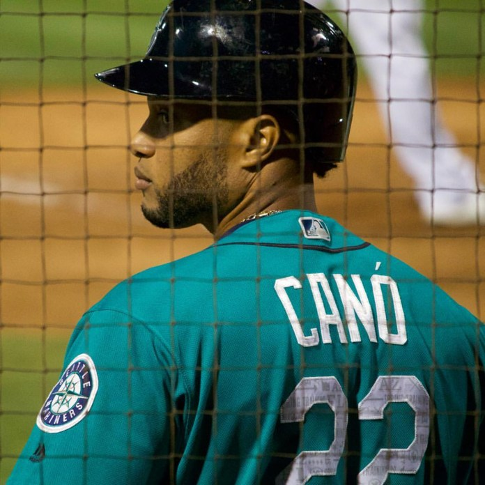 Mariners star Robinson Cano could be on his way back to the Big Apple (Adam Gessaman/Flickr Creative Commons)