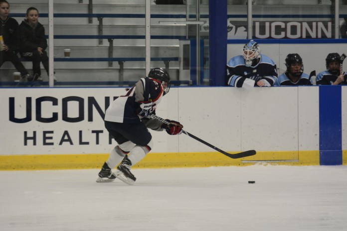 Big pair of Hockey East match ups are on the docket for UConn (Eric Wang/The Daily Campus)