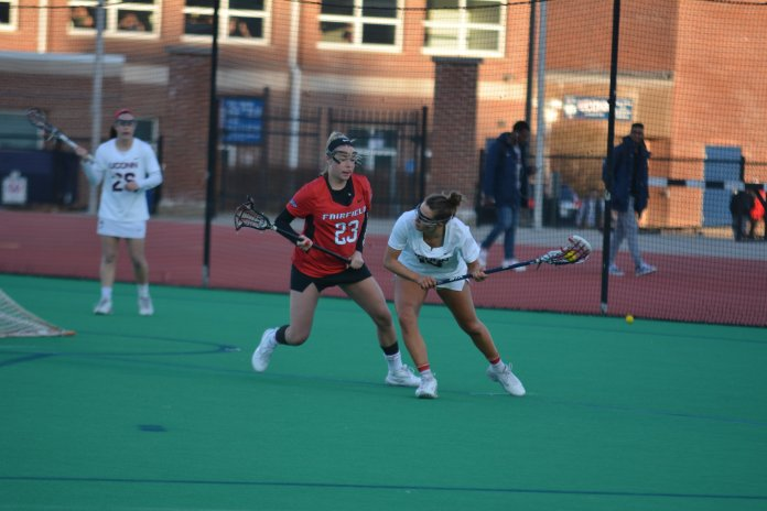 UConn Women's Lacrosse. (File Photo/The Daily Campus)