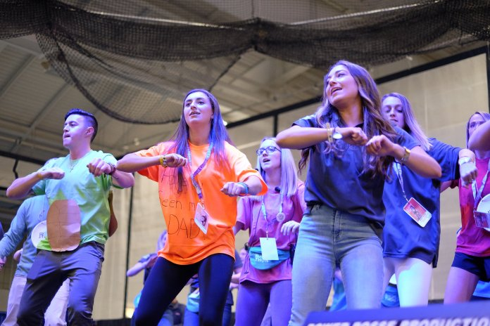 This years HuskyTHON aims to out do last years impressive fund raising efforts (File Photo/The Daily Campus)