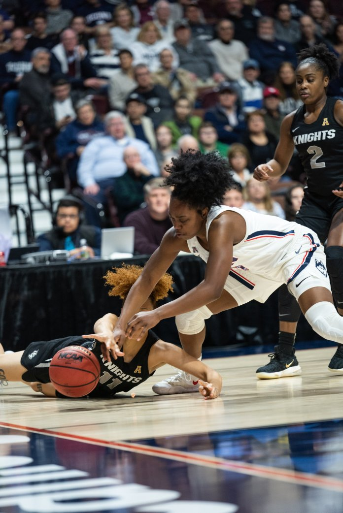 UConn Women's Basketball. (Photo charlotte lao/The Daily Campus)