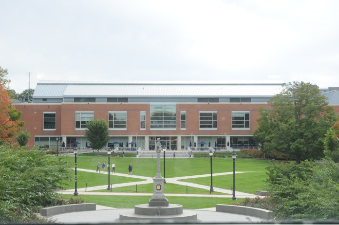 Parts of the Storrs Campus were without power on the afternoon of April 23rd (File Photo/The Daily Campus)
