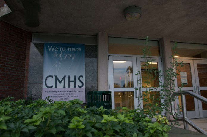 Mental health care on campus has been a growing issue for students, with many saying CMHS is underfunded and that UConn isn't doing enough to help serve the needs of its students. (File/The Daily Campus)