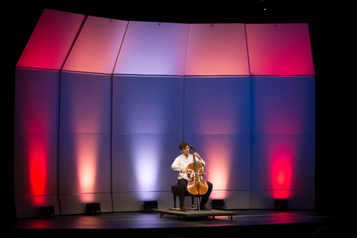 """""""We could not be more excited about offering free tickets to UConn students for every performance this season,"""" Jorgensen Director Rodney Rock said.  File Photo / The Daily Campus."""