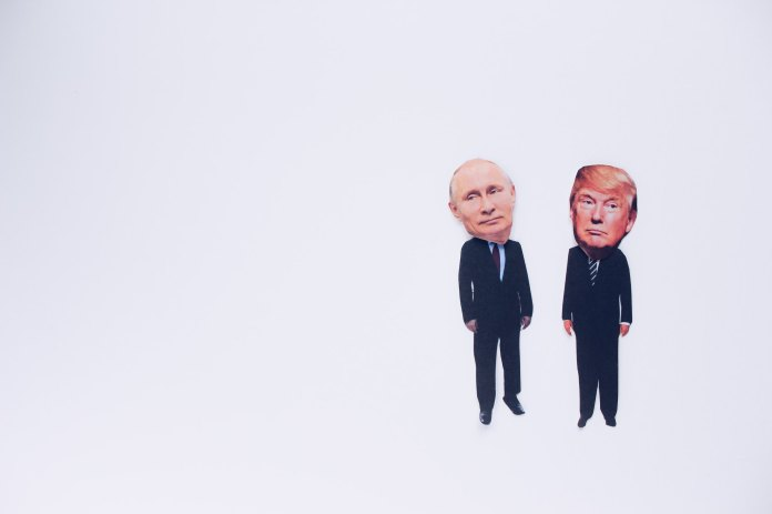 There's one aspect of the election that many are still hung up on: Trump, Russia and possible collusion. -