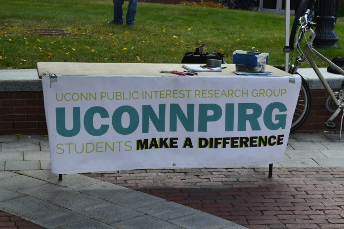 UConnPIRG's comprehensive approach to recruiting snags them a large number of underclassmen every year, and other organizations would do well to heed their successful tactics.  File Photo/The Daily Campus