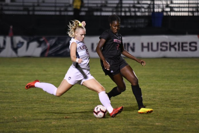 The Daily Campus catch up with Junior Zoë Steck of UConn women's soccer team. Steck reflects on her favorite moment at UConn, favorite class, and tells us her favorite ice cream flavor.  Photos provided by Zoë Steck