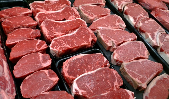 Red meat is not only potentially bad for people's health, but it is also bad for our planet's health. Yet many studies show differing data on whether decreasing red meat consumption would be beneficial.  Photo from the Associated Press.