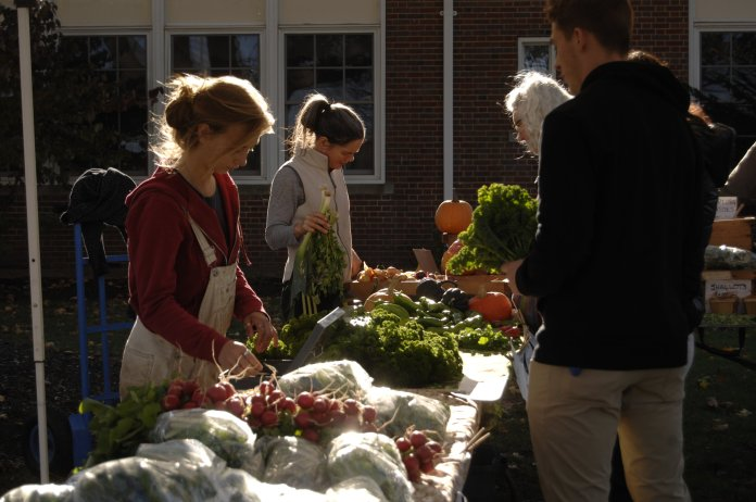 UConn has made strides to include more dietary restriction-friendly options in terms of their dining halls but there are still some serious problems.  File Photo / The Daily Campus.