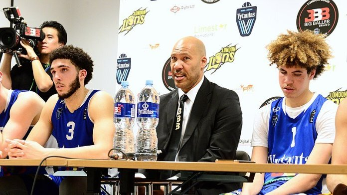 LaMelo Ball, left, was one of the most valuable recruits of the season before forgoing college basketball for a foreign professional league.  Photo in the    public domain