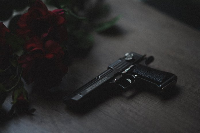 The best way to prevent gun violence may be more guns.  Photo by    Kenny Luo    on    Unsplash