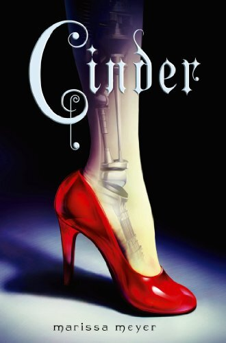 """""""Cinder"""" by Marissa Meyer was a 2012 classic.  Photos courtesy of Amazon."""