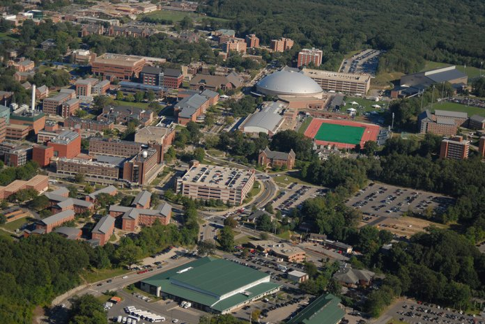 An anonymous donor gave the University of Connecticut $3 million to endow two ecology and evolutionary biology research positions last week.  (File Photo/Daily Campus)