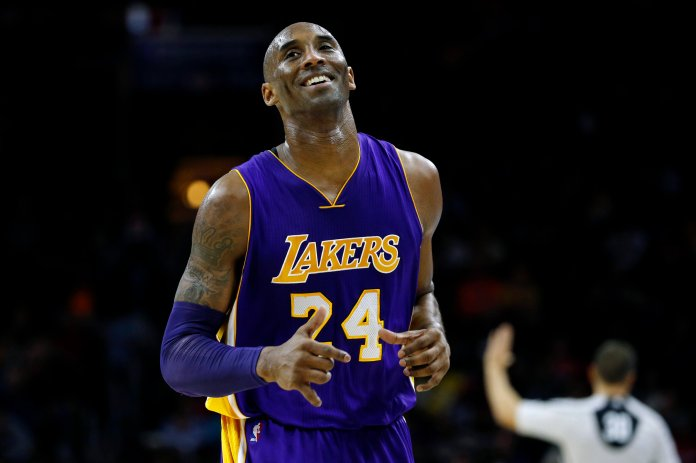 Kobe's mamba mentality will live on through the NBA's players new and old, as his life-long legacy carries on despite his passing.  Photo courtesy of The Associated Press.