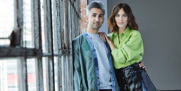 """Netflix's newest series """"Next in Fashion"""" hosted by Tan France and Alexa Chung is highly recommended for every fashion-lover.  Photo courtesy of     dailydot.com"""