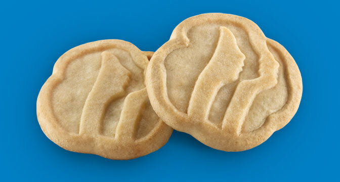Trefoil cookies pictured above. Campus correspondent Lyric McVoy believes this cookie is best dunked in coffee.  Image courtesy of    girlscouts.org