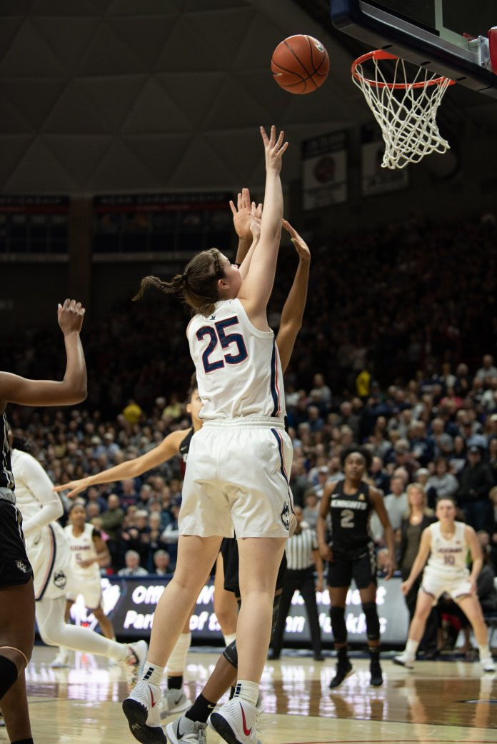 To sum things up, UConn should beat either Temple or ECU without much concern.  Photo by Charlotte Lao/The Daily Campus