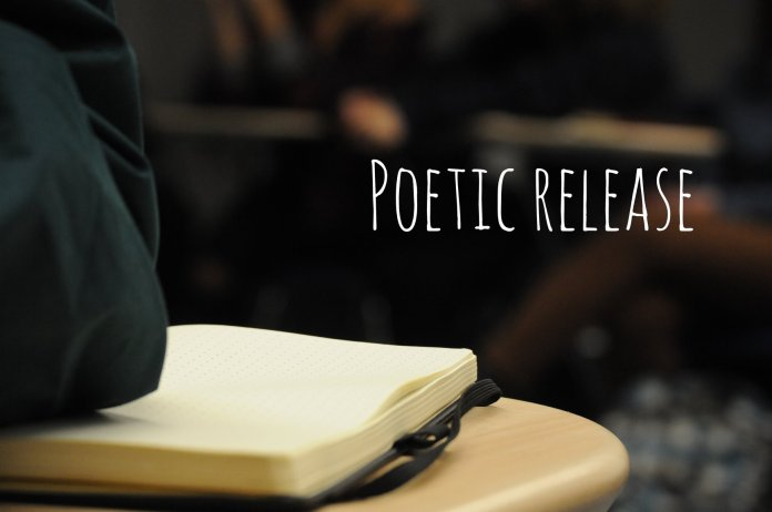 UConn Poetic Release is an on campus club dedicated to poetry. UConn Poetic Release is working with UConn Collaborative Organizing to host 'Healing Through Poetry.'  @ucpoeticrelease