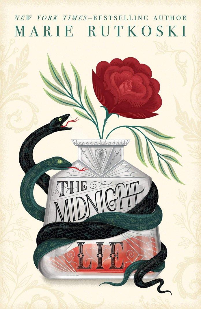 """The Midnight Lie"".  Photo courtesy of     goodreads.com"