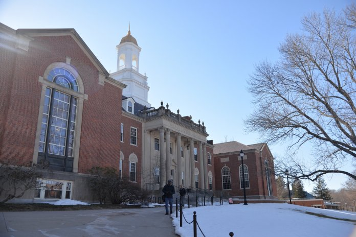 An email was sent out Tuesday afternoon notifying the UConn community about the rest of the semester due to the growing concern around COVID-19.  File Photo/The Daily Campus