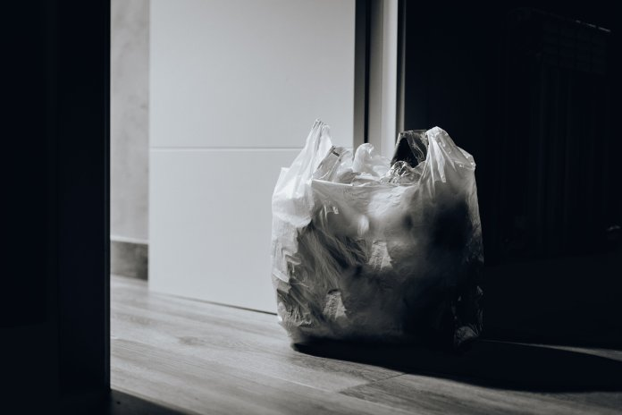 Mansfield Manager John Carrington suspends the fee on plastic bags and asks baggers to not handle customer's reusable bags.  Photo by     Juan Pablo Serrano Arenas     from     Pexels