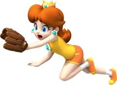 Image of Daisy courtesy of    Mario Super Sluggers    on    mariowiki.com   .