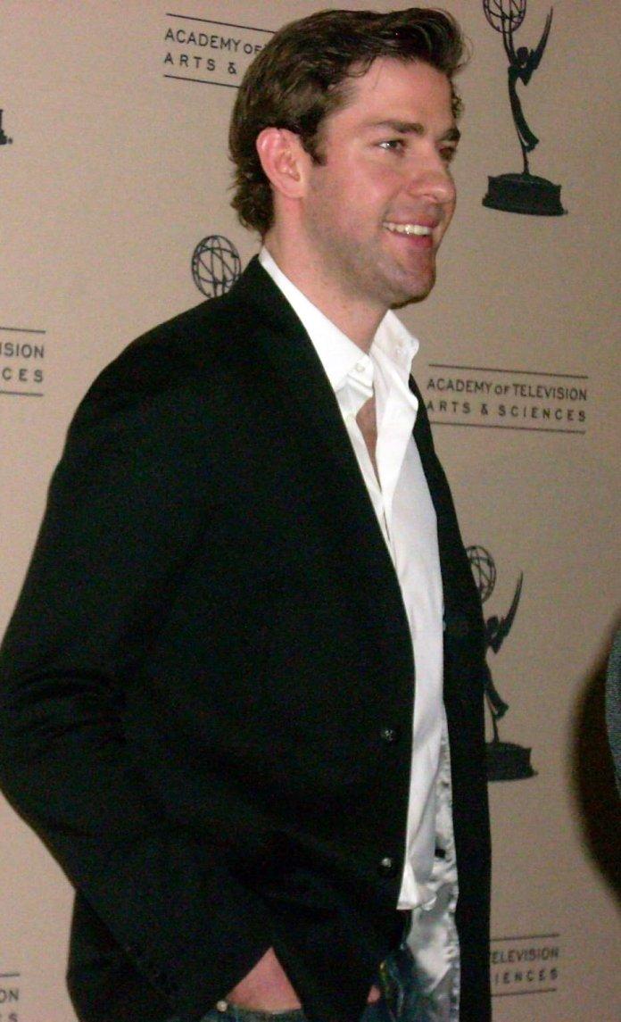 John Krasinski in 2009.  Photo in the    public domain