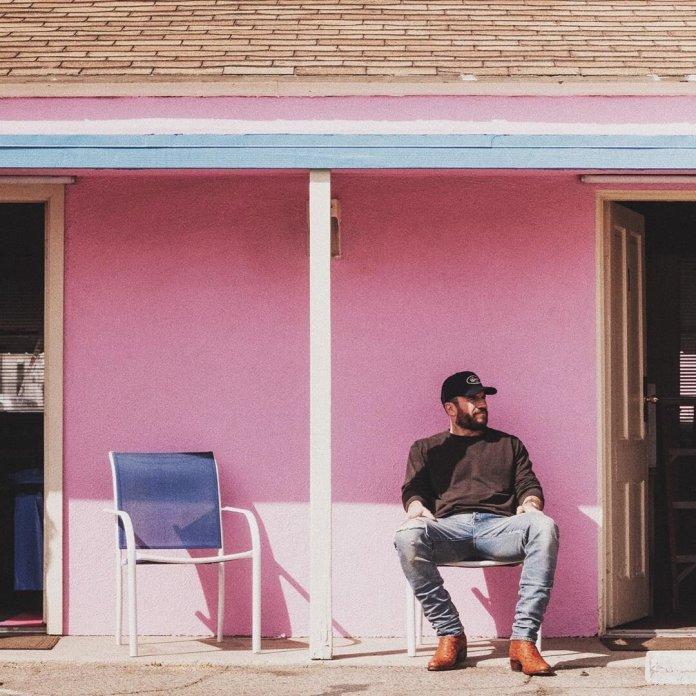 """Singer Sam Hunt released his new album """"Southside"""" on April 3.  Photo via    @samhuntmusic"""