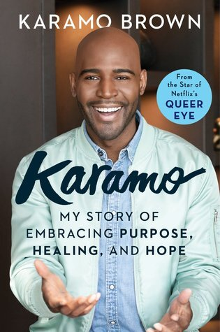 """The cover of """"Karamo: My Story of Embracing Purpose, Healing, and Hope.""""  Photo courtesy of    goodreads.com"""