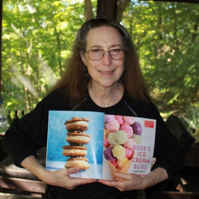Rebecca Maher interviews American baker Rose Levy Beranbaum and author of 'The Baking Bible'  Photo via    realbakingwithrose
