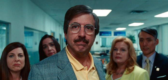 """This image released by HBO shows Ray Romano in a scene from """"Bad Education.""""  (HBO via AP)"""